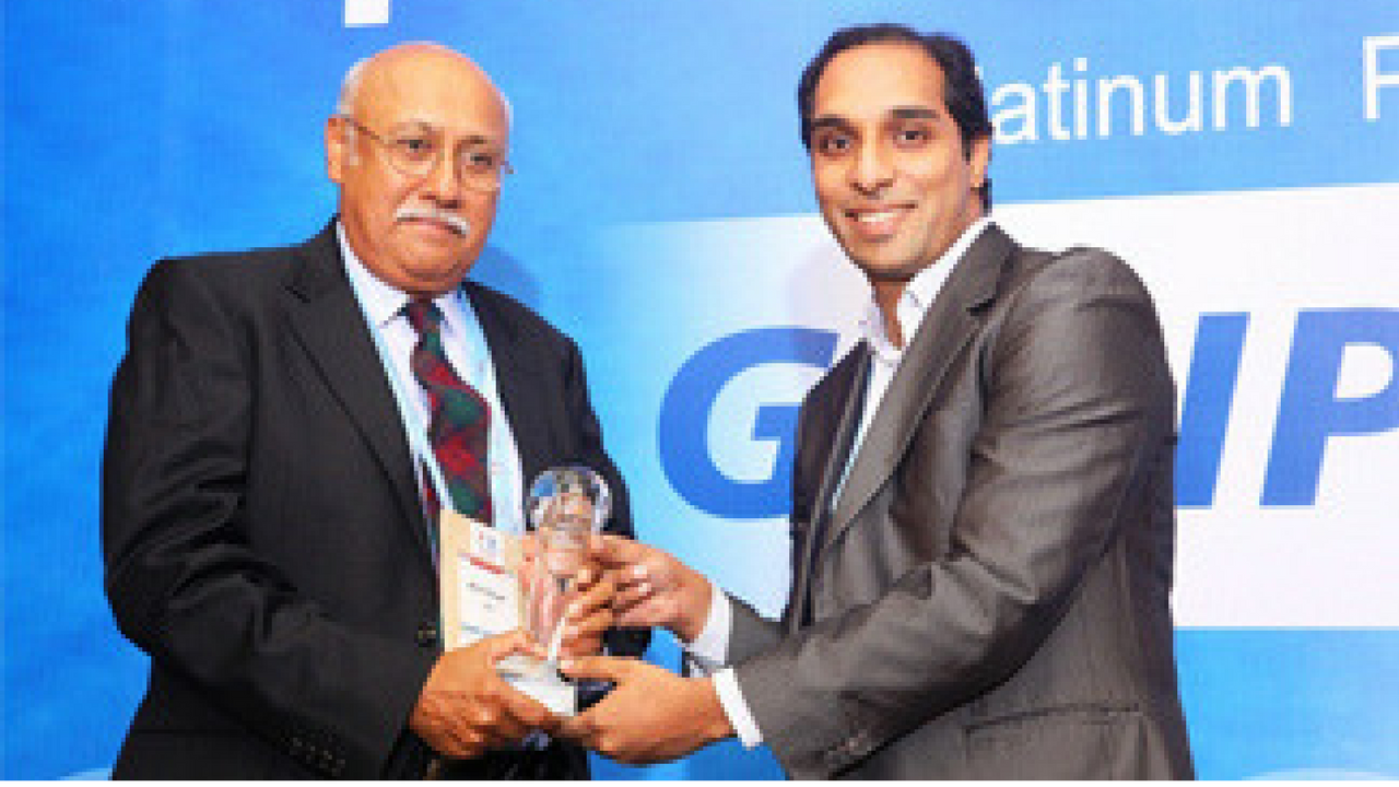 Capillary Wins Entrepreneurial Excellence Award at TiECon Delhi 2011