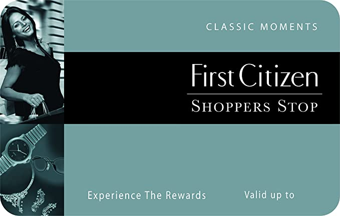 Shoppers Stop First Citizen Club