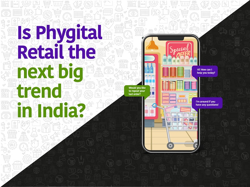 Phygital Retail (And How It Is) Reinventing Retail Customer Engagement In India