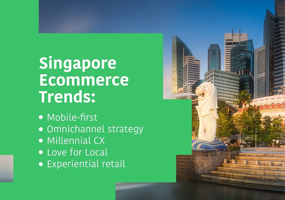 Top 5 Ecommerce Trends Pivoting To A Path-Breaking Digital Retail Strategy In Singapore