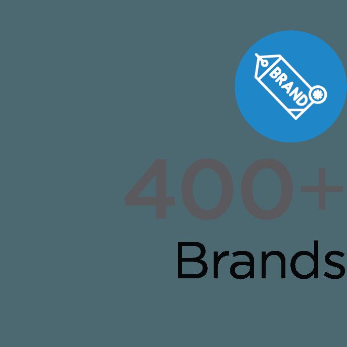 400-brands