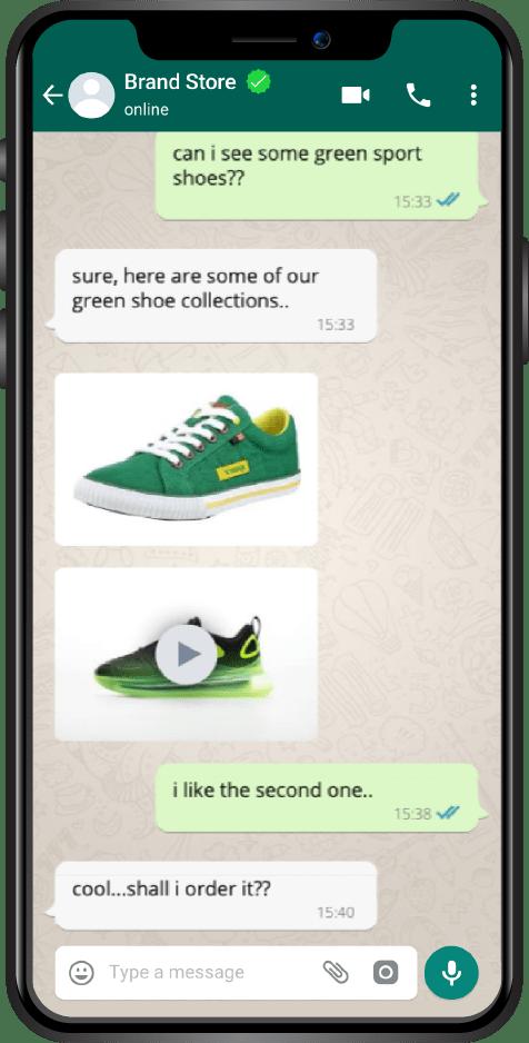 Whatsapp Commerce